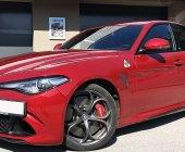 Alfa Giulia 2016_quadrifoglio_2.9 V6 Turbo 510 PS_chiptuning