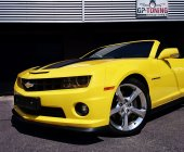 Chevrolet Camaro with tuning of the throttle from DTE Systems.