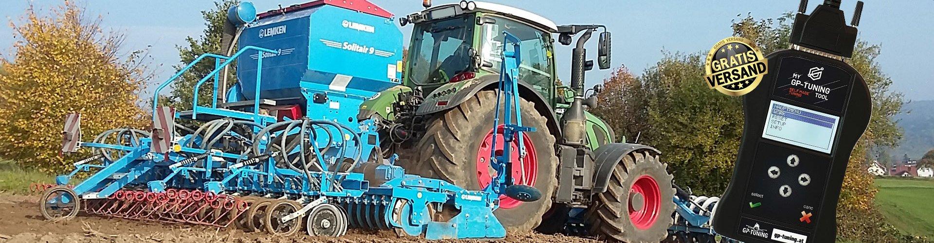 tunen Sie Ihren Traktor@home
