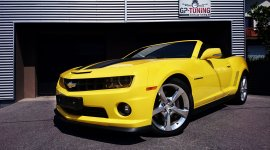 Chevrolet Camaro mit Gaspedaltuning von DTE Systems.