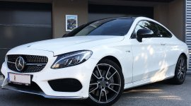 Mercedes C43AMG_270Kw_chiptuning