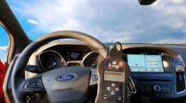 Ford Focus 1 Liter Turbo tunebar mit dem MyGP-Tuning Tool
