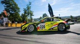Pre's brachialer 911 er Porsche