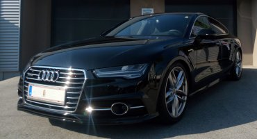 software optimisation Audi A7 Competition