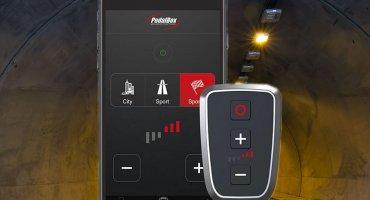 Die neue PedalBox+ mit APP Steuerung ist ab sofort erhältlich!