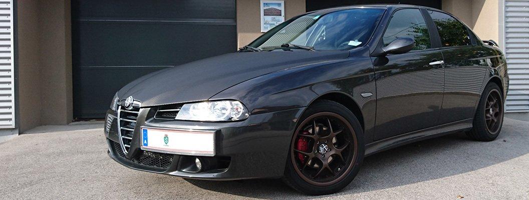 GP-Tuning | Chiptuning - Alfa Romeo | 2002 -> 2005