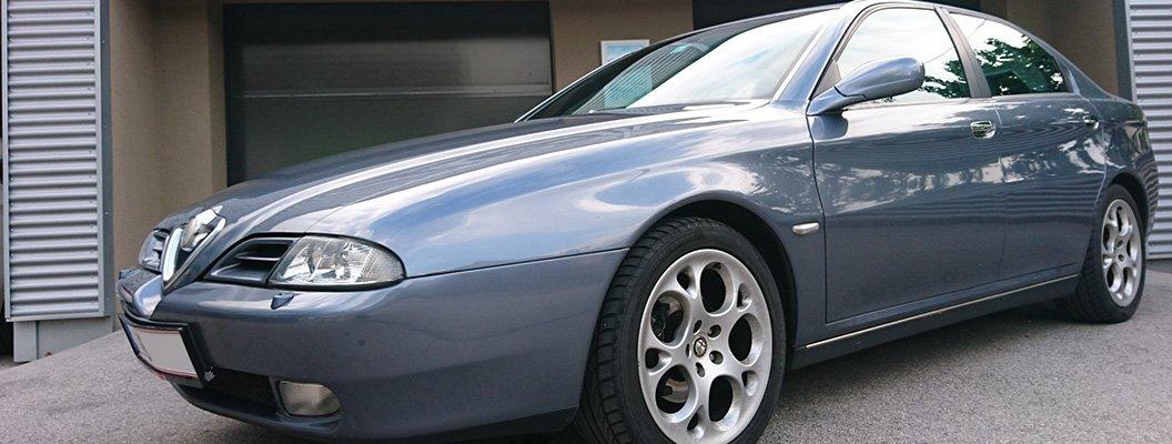 GP-Tuning | Chiptuning - Alfa Romeo | 2000 -> 2002