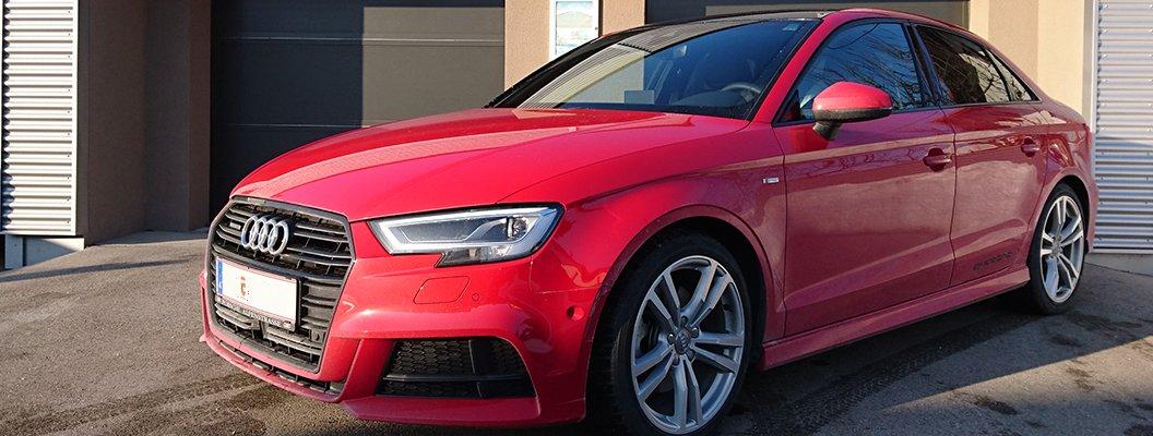 GP-Tuning | Chiptuning - Audi | 8V Mk2 - 07/2016 -> 2019
