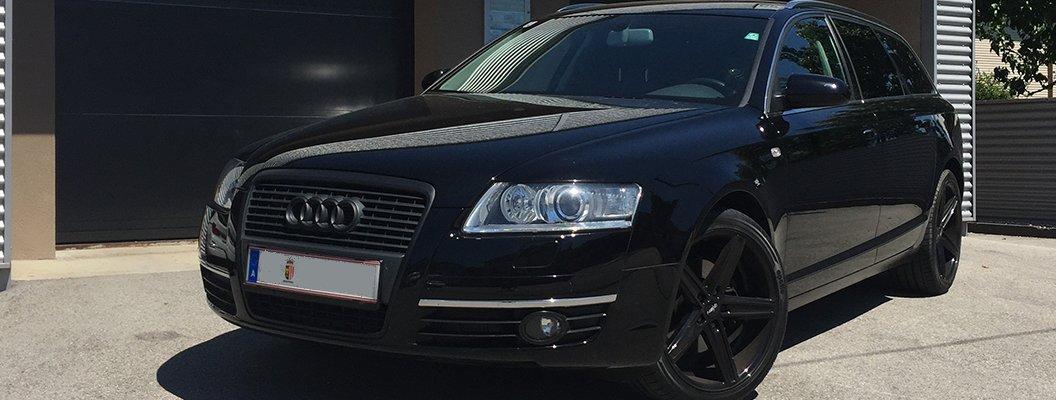 GP-Tuning | Chiptuning - Audi | C6 Mk1 - 2004 -> 2008