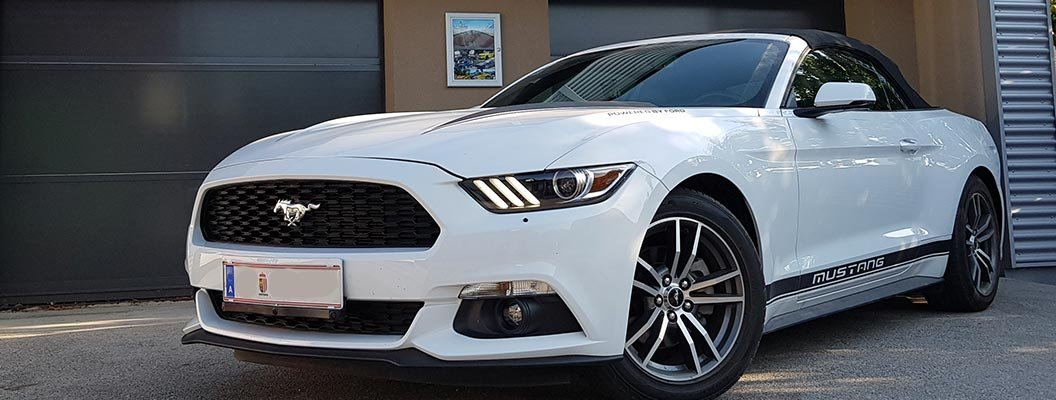 ford mustang 2015 2018 chiptuning von gp tuning. Black Bedroom Furniture Sets. Home Design Ideas