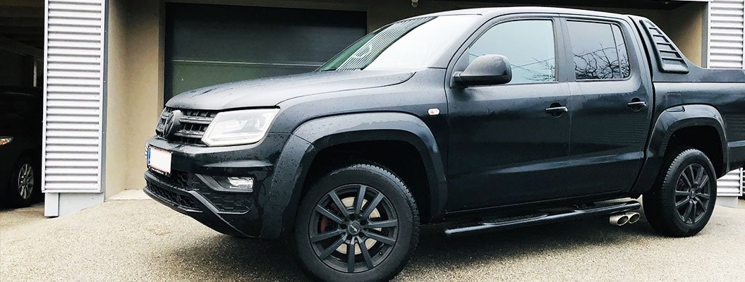 GP-Tuning | Chiptuning - Amarok | 2016 -> ... | 3.0 V6 TDI  204 Ps