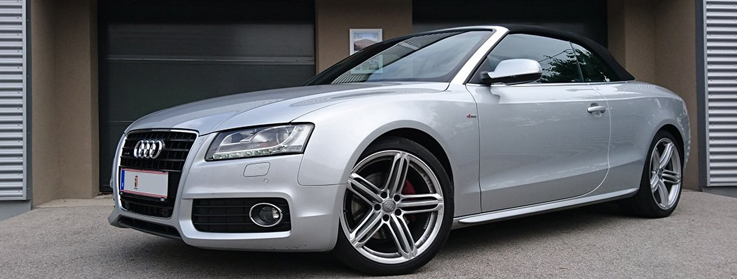 GP-Tuning | Chiptuning - A5 | 8T Mk1 - 2007 -> 2011 | 3.0 TDI  245 Ps