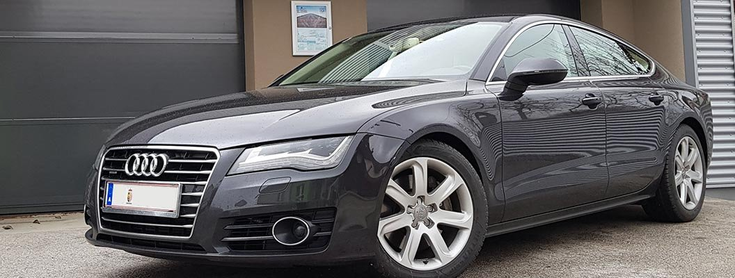 GP-Tuning | Chiptuning - A7 | 4GA - 2010 -> 2018 | 3.0 V6 TDI  204 Ps