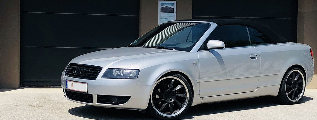 GP-Tuning | Chiptuning - A4 | B6 - 2001 -> 2004 | 1.8 T  163 Ps