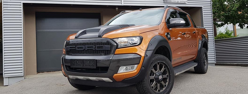 ford ranger 2016 3 2 tdci chiptuning von gp. Black Bedroom Furniture Sets. Home Design Ideas