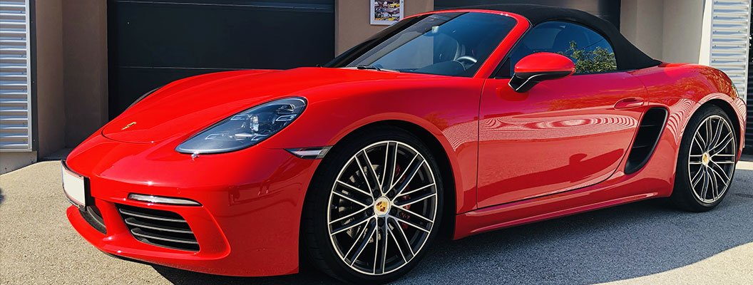 GP-Tuning | Chiptuning - Boxster | 718 - 2016 -> ... | S-2.5T 350 Ps