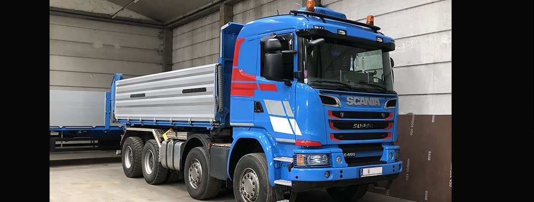 GP-Tuning | Chiptuning - Scania | G-Serie