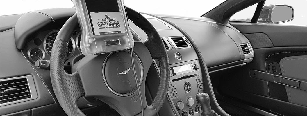 GP-Tuning | Chiptuning - Aston Martin