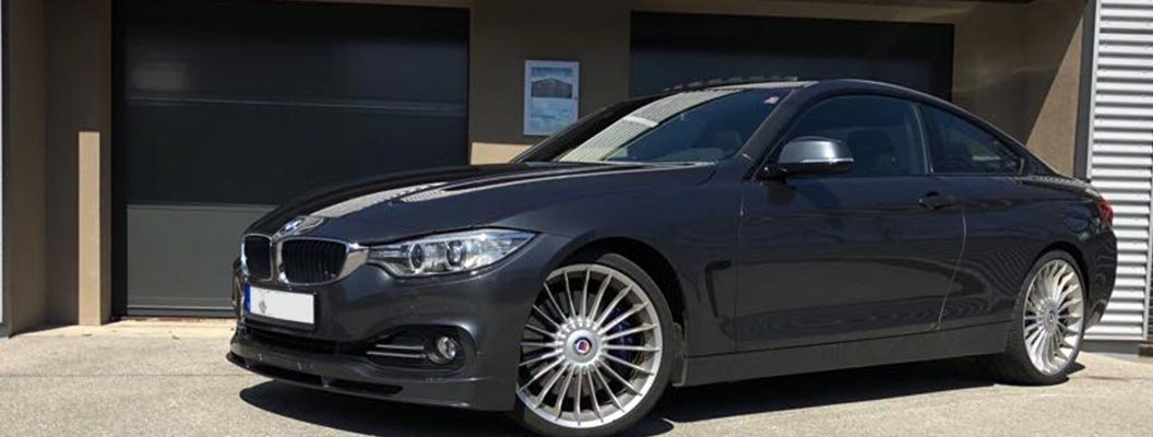 GP-Tuning | Chiptuning - Alpina | B4