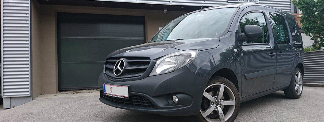 GP-Tuning | Chiptuning - Mercedes | Citan