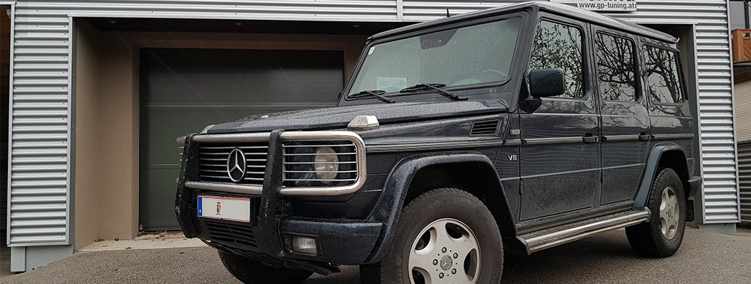 GP-Tuning | Chiptuning - Mercedes | G
