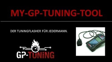 My GP-Tuning Tool