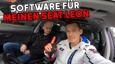 Optimierung eines Seat Leon mit dem MyGP-Tuning Toll
